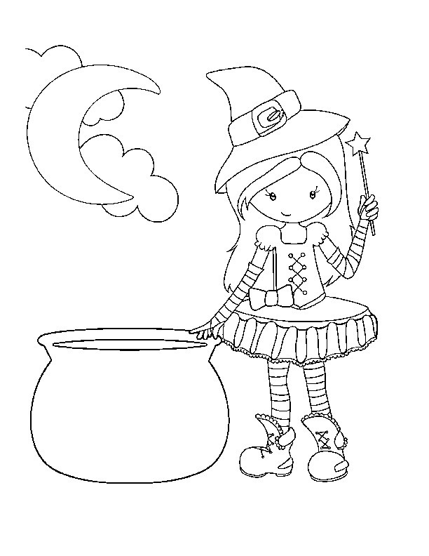 Best ideas about Cute Halloween Coloring Sheets For Kids . Save or Pin Cute Free Printable Halloween Coloring Pages Crazy Now.