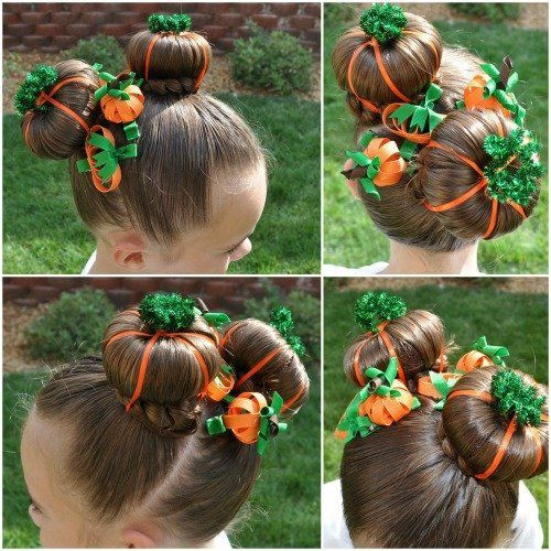 Best ideas about Cute Halloween Hairstyles . Save or Pin 15 Creative Halloween Hairstyles Pretty Designs Now.