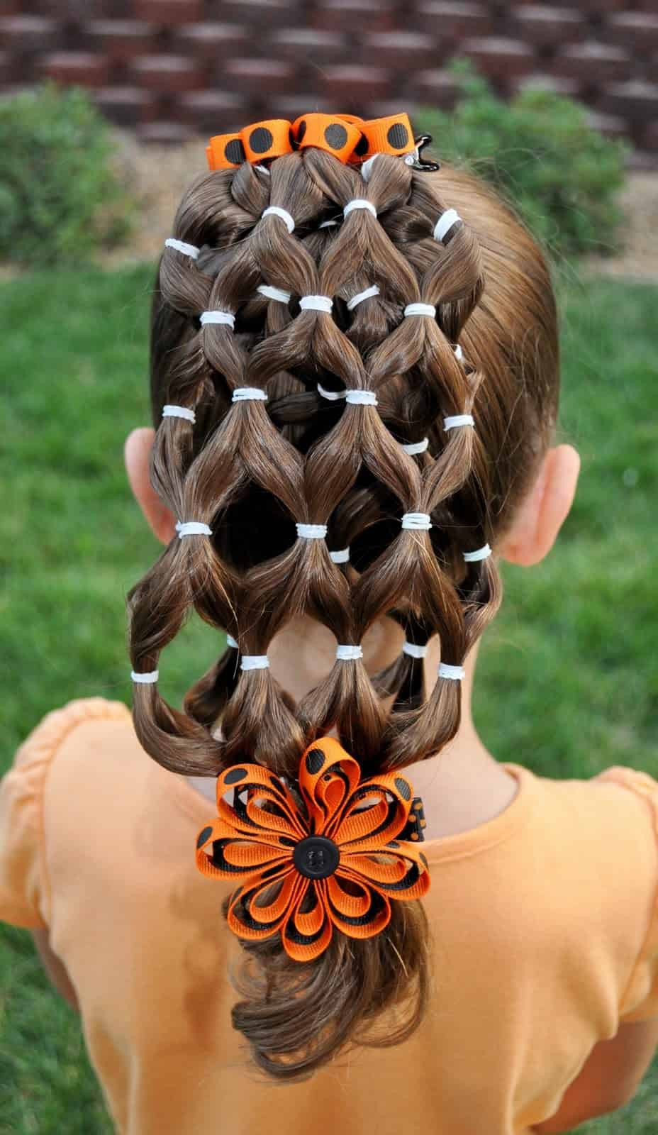 Best ideas about Cute Halloween Hairstyles . Save or Pin The Best Cute Halloween Hairstyles – Great For Crazy Hair Now.