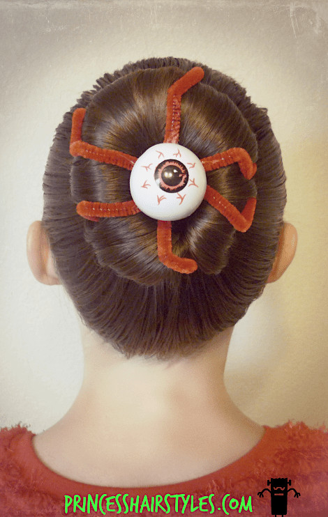 Best ideas about Cute Halloween Hairstyles . Save or Pin The Best Cute Halloween Hairstyles Now.