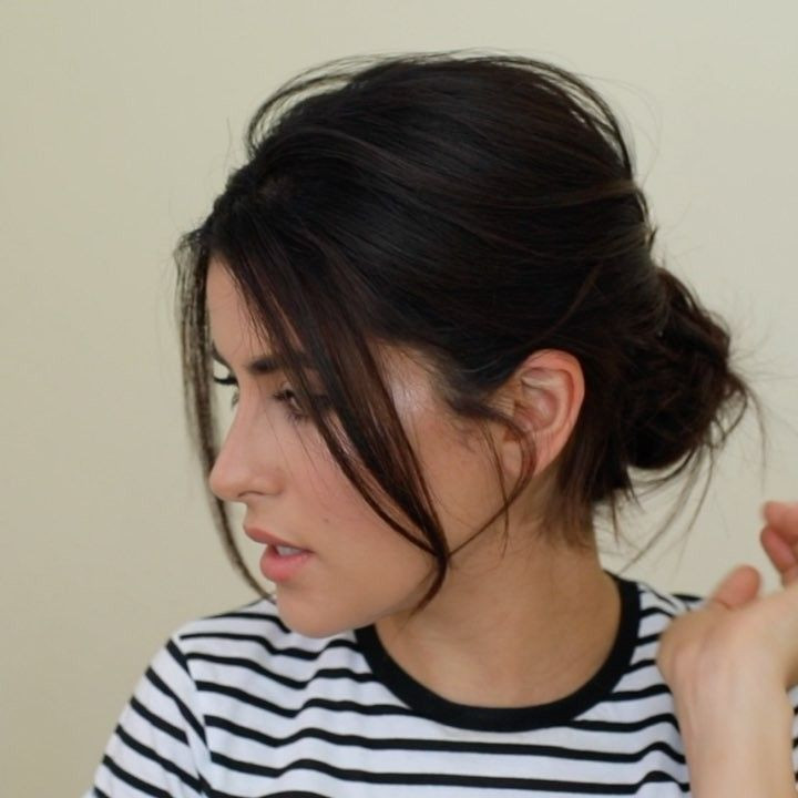 Best ideas about Cute Lazy Hairstyles . Save or Pin Best 25 Lazy day hairstyles ideas on Pinterest Now.