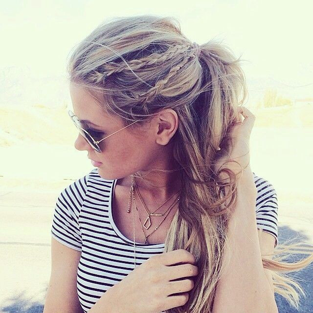 Best ideas about Cute Lazy Hairstyles . Save or Pin Top 25 best Small braids ideas on Pinterest Now.