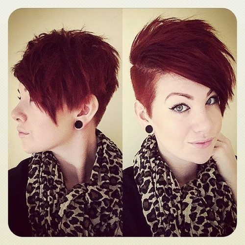 Best ideas about Cute Shaved Hairstyles . Save or Pin 27 Best Short Haircuts for Women Hottest Short Hairstyles Now.
