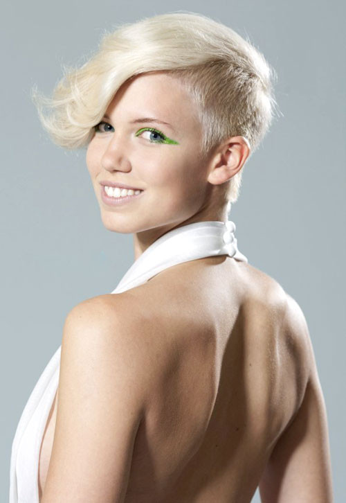 Best ideas about Cute Shaved Hairstyles . Save or Pin 20 Cute Haircuts for Short Hair Now.
