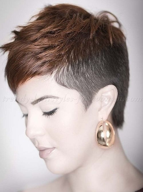 Best ideas about Cute Shaved Hairstyles . Save or Pin 1000 images about Short and Sassy Haircuts on Pinterest Now.