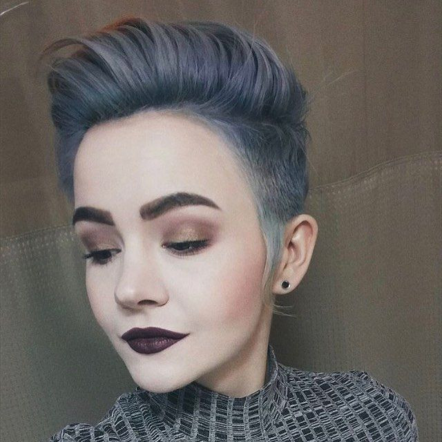 Best ideas about Cute Shaved Hairstyles . Save or Pin Best 20 Shaved hairstyles ideas on Pinterest Now.