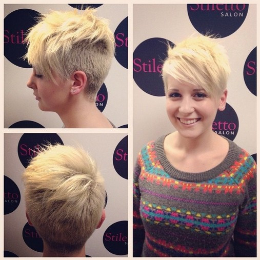 Best ideas about Cute Shaved Hairstyles . Save or Pin 25 Cute Girls' Haircuts for 2018 Winter & Spring Hair Now.