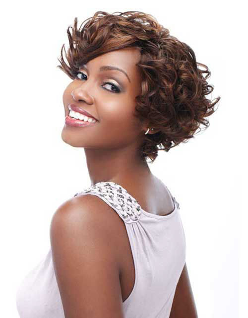Best ideas about Cute Short Black Hairstyles . Save or Pin 20 Cute Short Haircuts for Black Women Now.