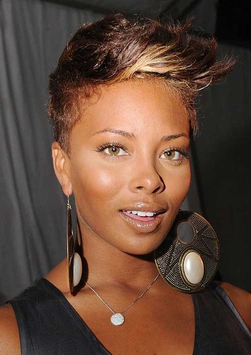 Best ideas about Cute Short Black Hairstyles . Save or Pin Really Cute Short Hairstyles for Black Women Now.