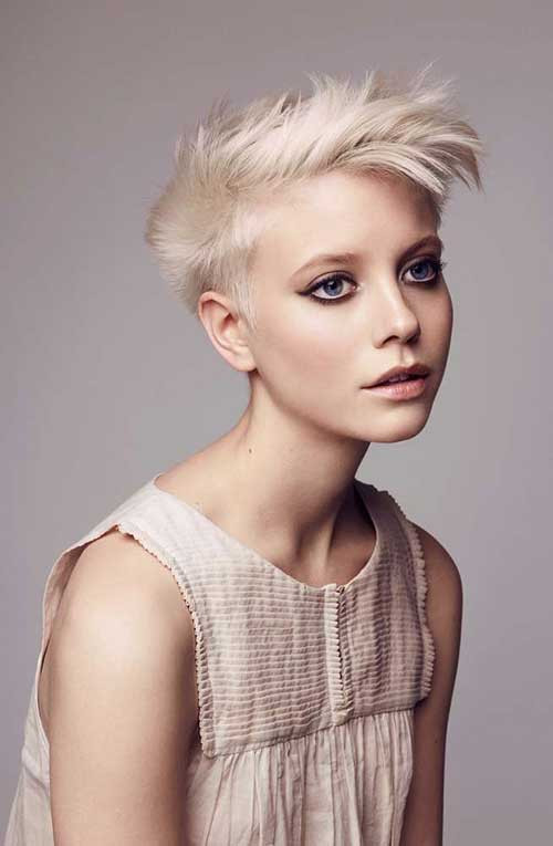 Best ideas about Cute Short Haircuts For Round Faces . Save or Pin 10 Cute Short Hairstyles For Round Faces Now.