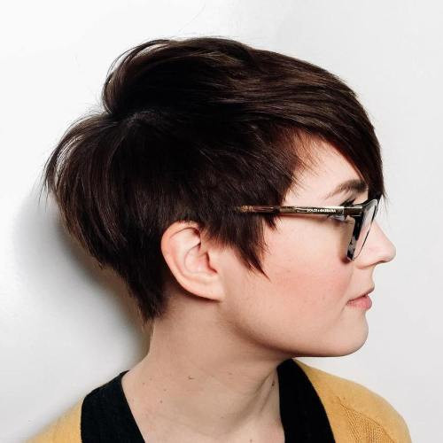 Best ideas about Cute Short Haircuts For Round Faces . Save or Pin 40 Cute Looks with Short Hairstyles for Round Faces Now.