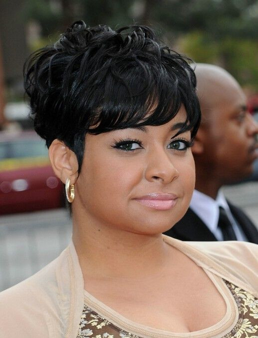Best ideas about Cute Short Hairstyles For African American Hair . Save or Pin African American Short Layered Black Human Hair Capless Now.