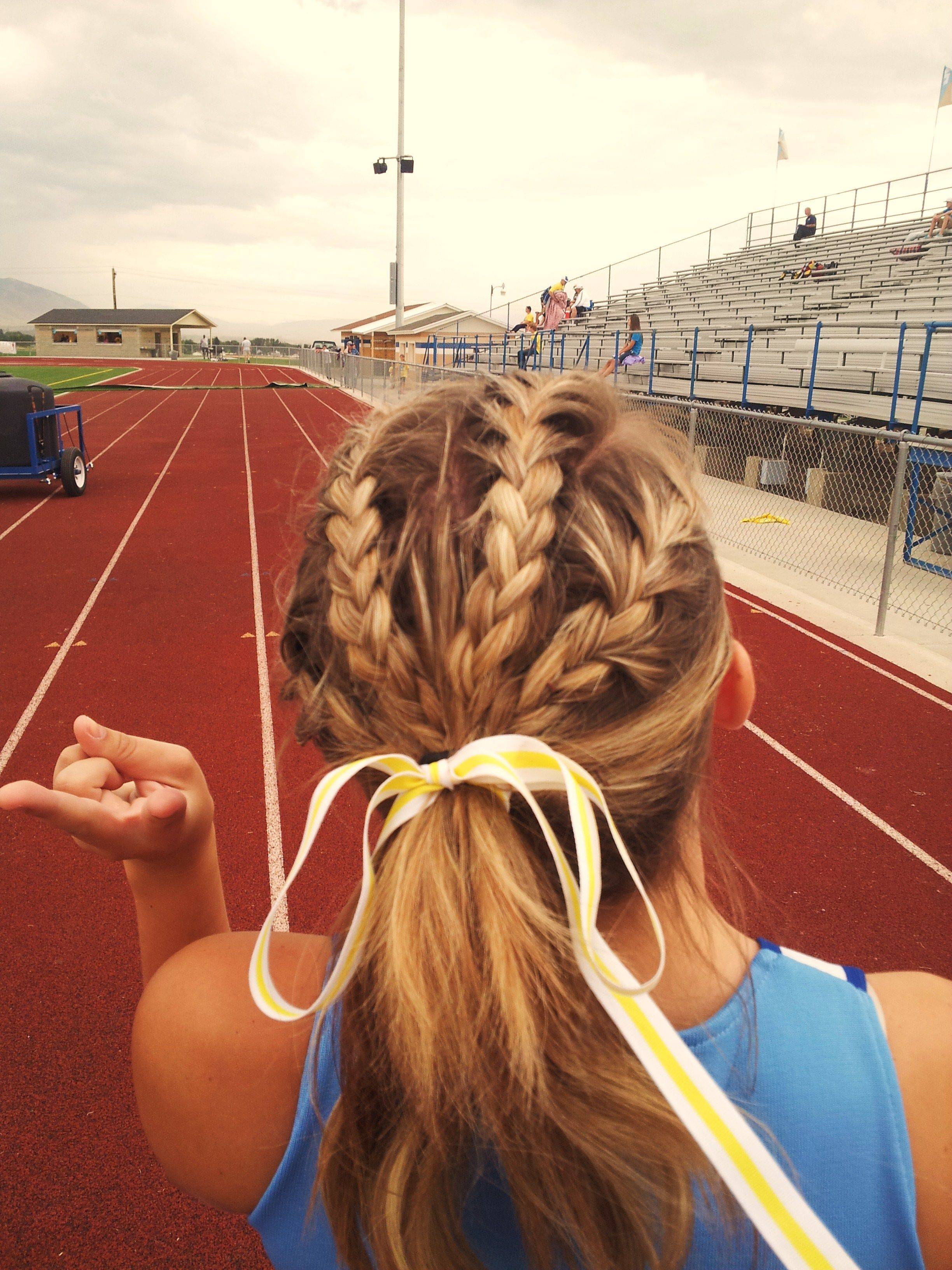 Best ideas about Cute Softball Hairstyles . Save or Pin 4 Netball Attacking Drills for Quick Improvement Now.