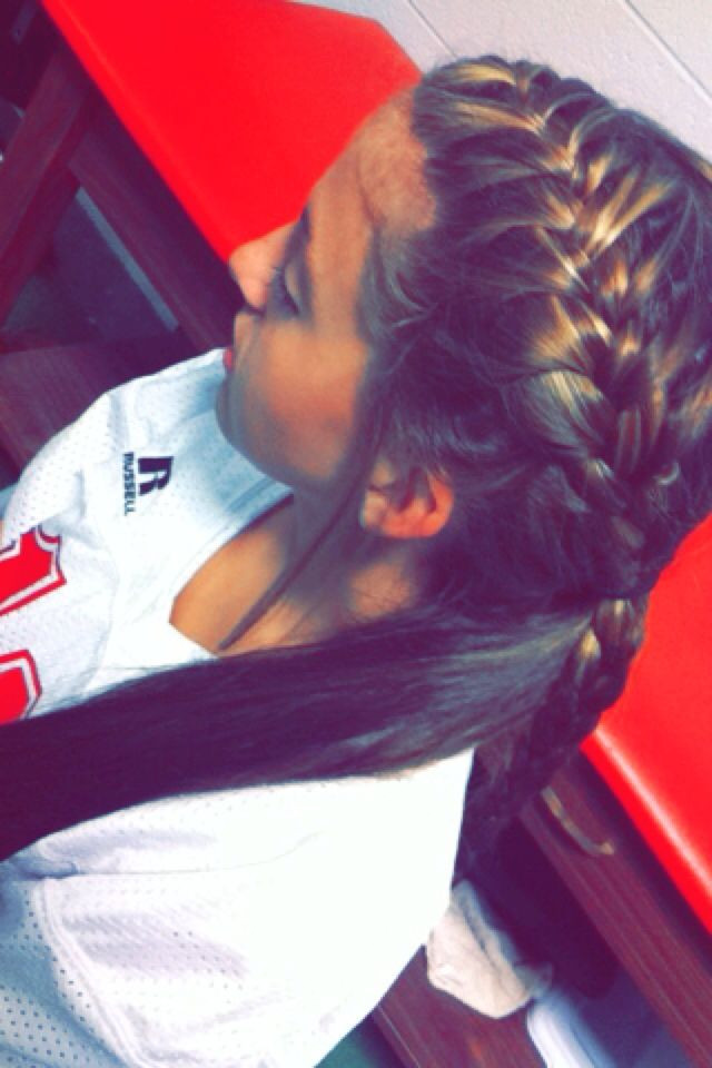 Best ideas about Cute Softball Hairstyles . Save or Pin Best 25 Basketball hairstyles ideas on Pinterest Now.