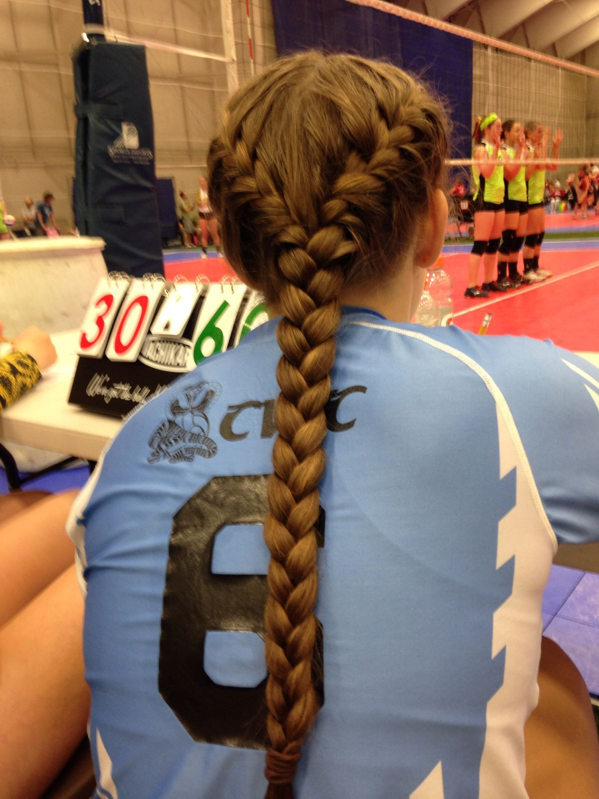 Best ideas about Cute Softball Hairstyles . Save or Pin Pin by Niara Hicks on Hair Now.