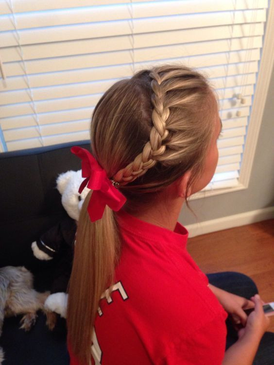 Best ideas about Cute Softball Hairstyles . Save or Pin Best 25 Softball braids ideas on Pinterest Now.