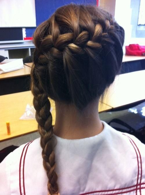 Best ideas about Cute Softball Hairstyles . Save or Pin 17 Best ideas about Softball Hairstyles on Pinterest Now.