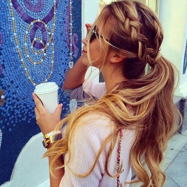 Best ideas about Cute Spring Hairstyles . Save or Pin 25 Hairstyles for Spring 2018 Preview the Hair Trends Now Now.