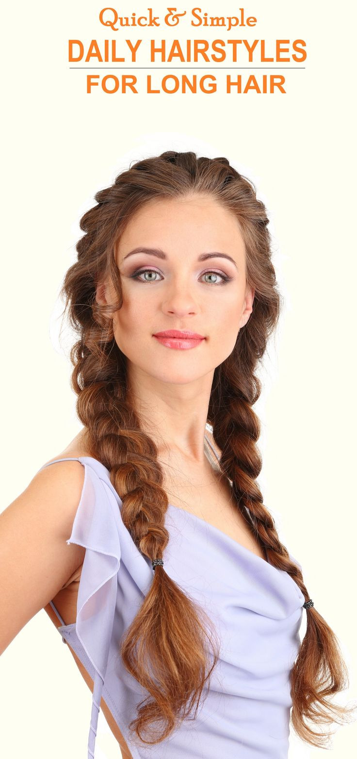 Best ideas about Cute Summer Hairstyles . Save or Pin 25 best ideas about Summer long hair on Pinterest Now.