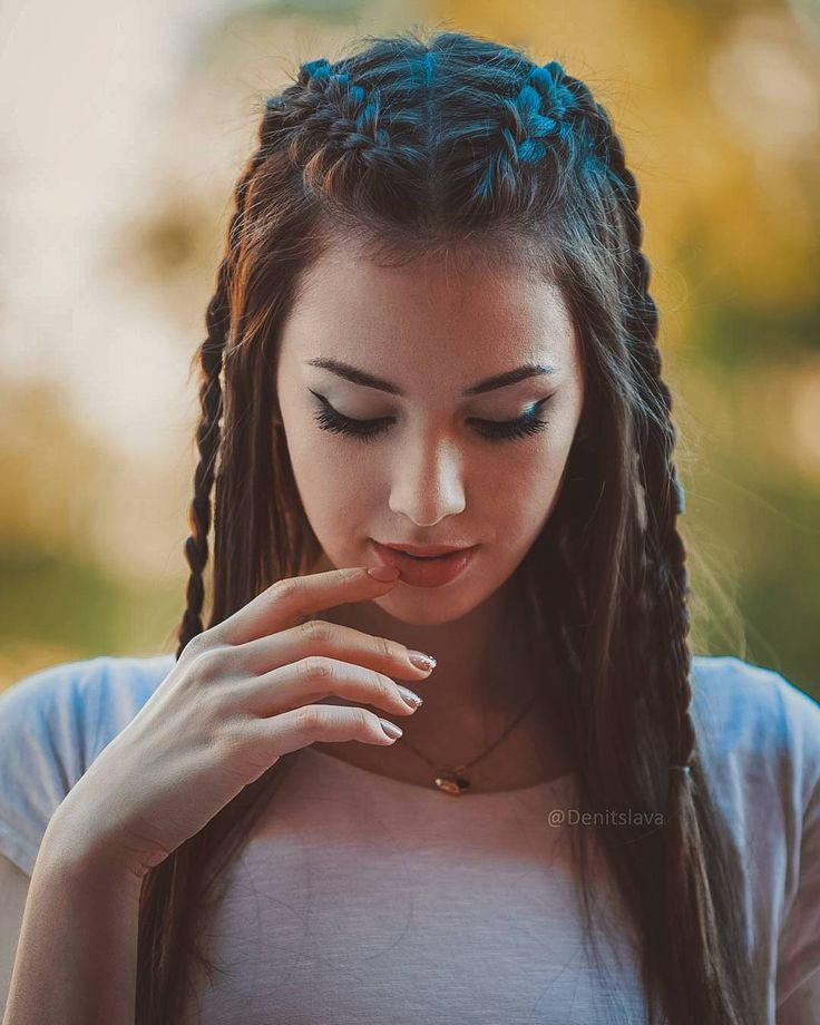 Best ideas about Cute White Girl Hairstyles . Save or Pin 99 best White Girl Braids images on Pinterest Now.