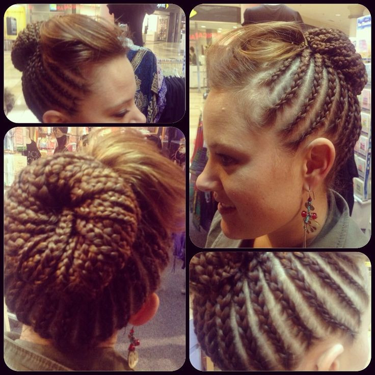 Best ideas about Cute White Girl Hairstyles . Save or Pin Cute White girl with braids Style Pinterest Now.