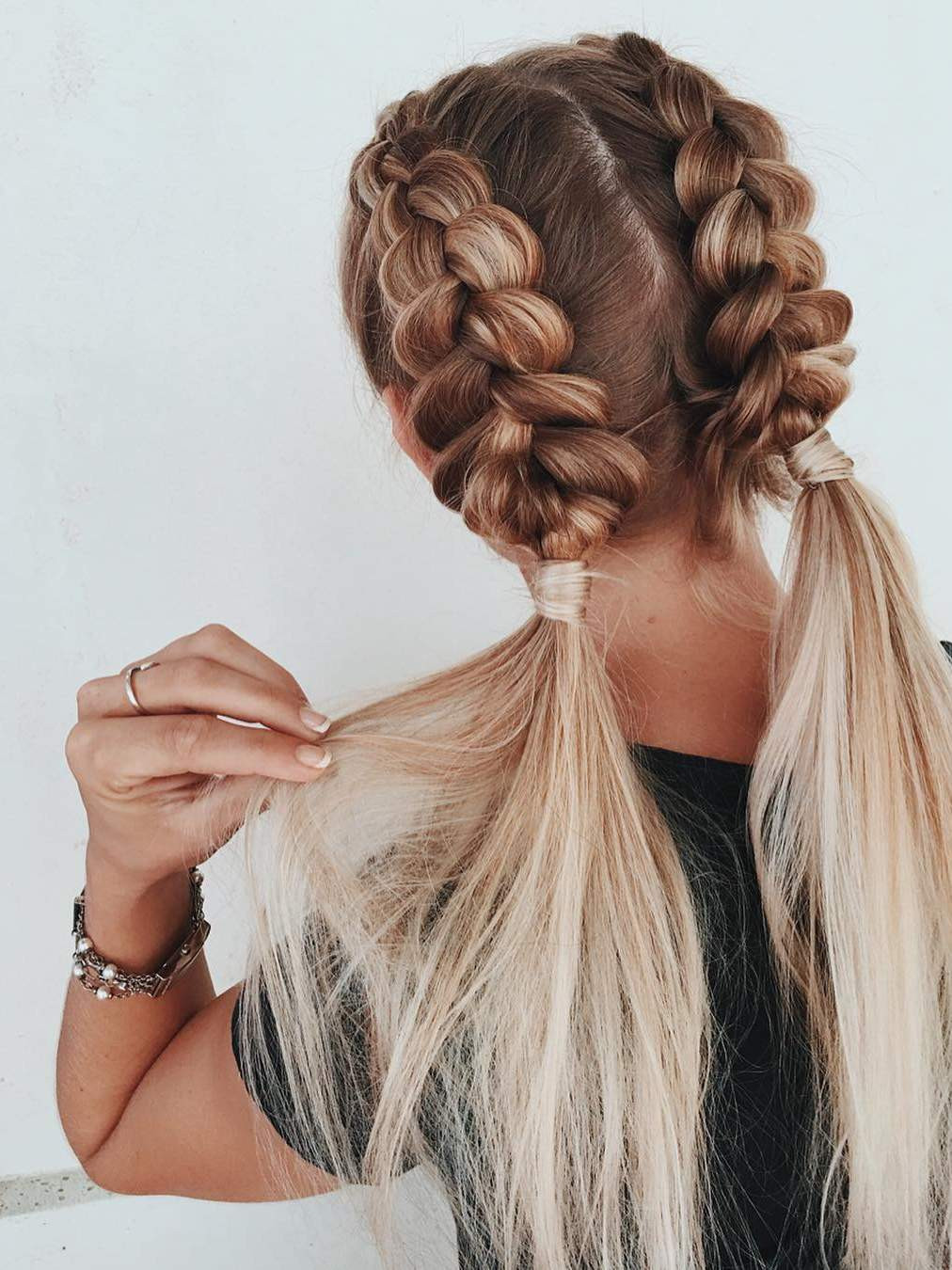 Best ideas about Cute White Girl Hairstyles . Save or Pin 7 Braided Hairstyles That People Are Loving on Pinterest Now.