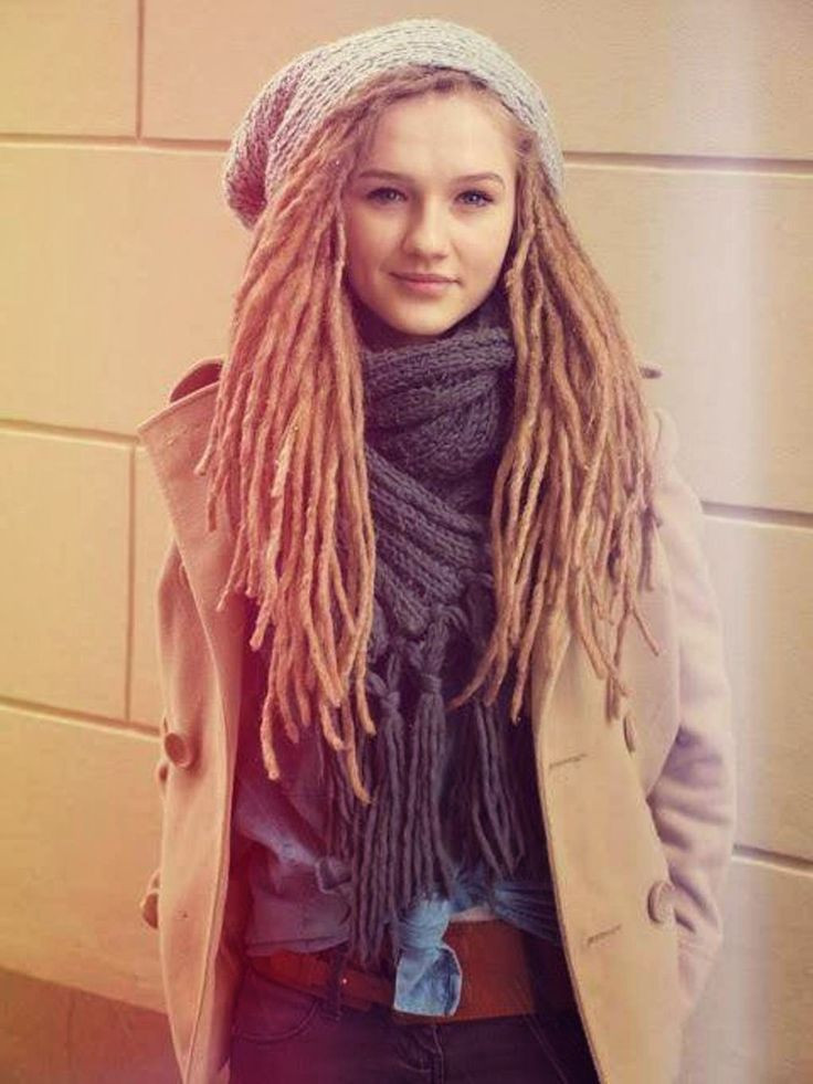 Best ideas about Cute White Girl Hairstyles . Save or Pin The 25 best White girl dreads ideas on Pinterest Now.