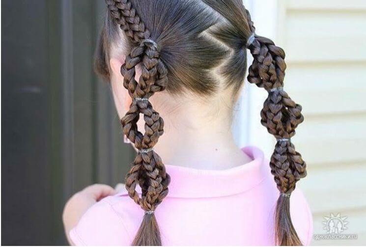 Best ideas about Cute White Girl Hairstyles . Save or Pin Zoete Kapsels voor Kleine Prinsesjes WieWatHaar WieWatHaar Now.