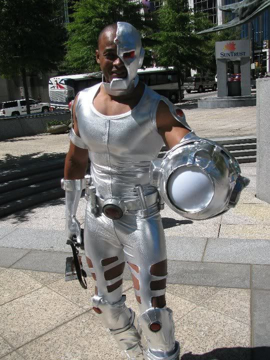 Best ideas about Cyborg Costume DIY . Save or Pin 17 Best ideas about Teen Titans Costumes on Pinterest Now.