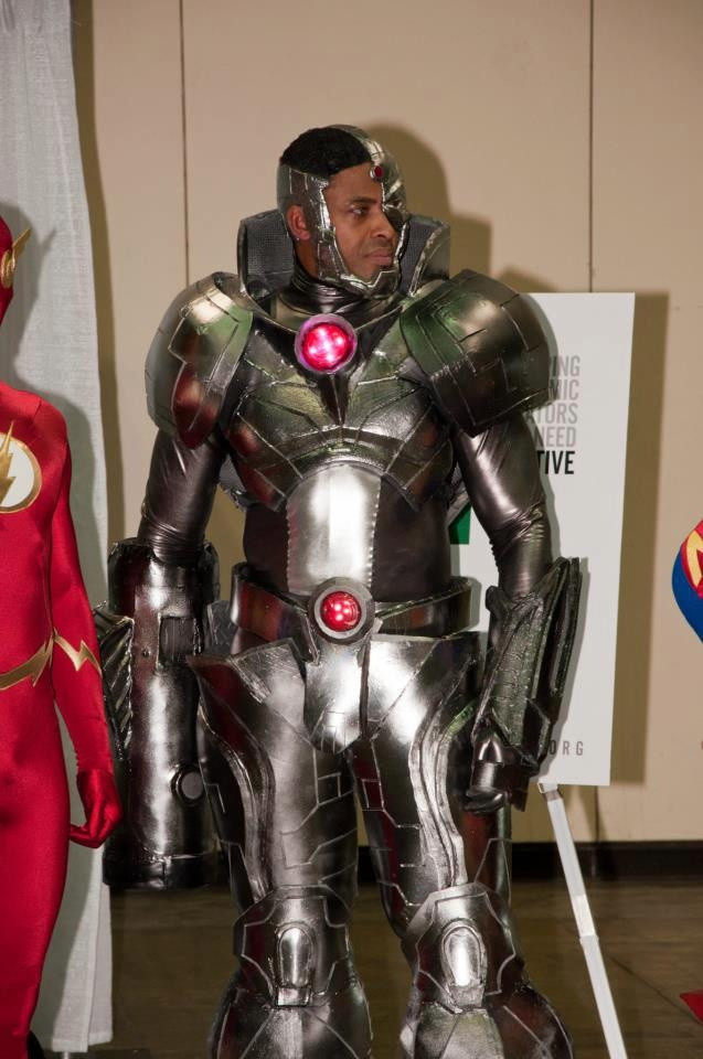 Best ideas about Cyborg Costume DIY . Save or Pin Justice League s Cyborg Cosplay & Costumes Now.