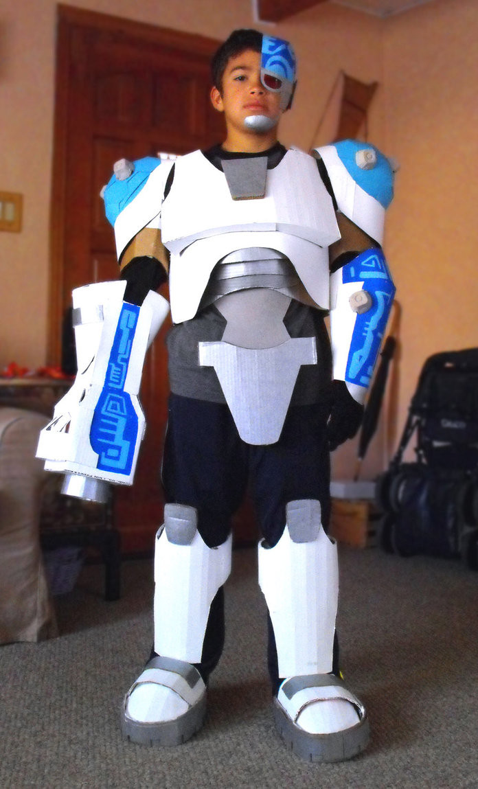 Best ideas about Cyborg Costume DIY . Save or Pin Cyborg Halloween Costume by BrianMainolfi on DeviantArt Now.