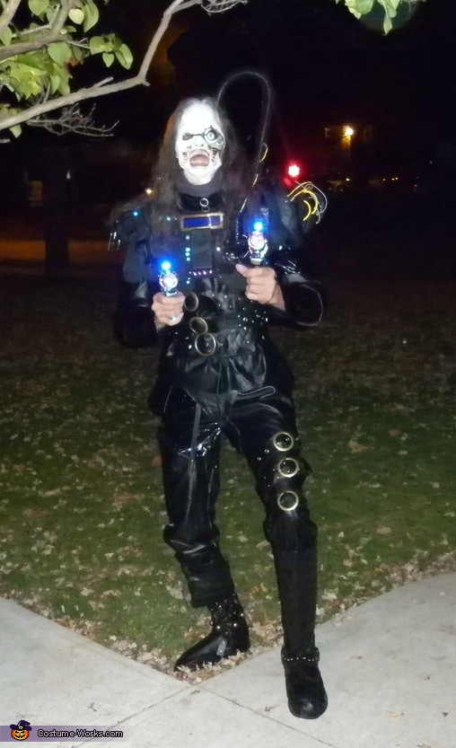 Best ideas about Cyborg Costume DIY . Save or Pin Cyborg Costume Now.