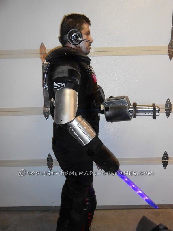 Best ideas about Cyborg Costume DIY . Save or Pin Cool DIY Cyborg Costume Now.