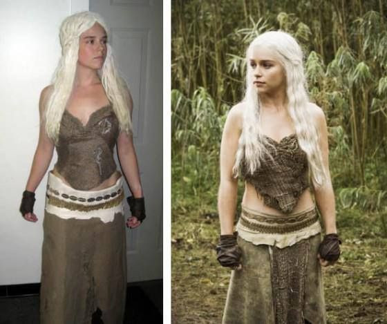 The Top 20 Ideas About Daenerys Costume Diy Best