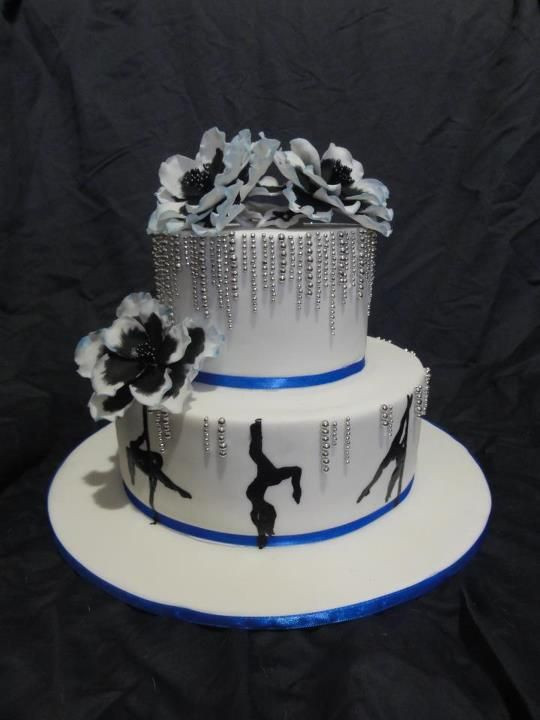 Best ideas about Dancing Birthday Cake . Save or Pin 17 Best images about Pole Dance Cake on Pinterest Now.