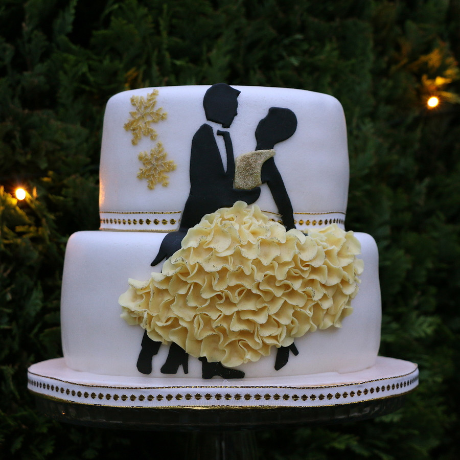 Best ideas about Dancing Birthday Cake . Save or Pin Ballroom Dancing Cake CakeCentral Now.