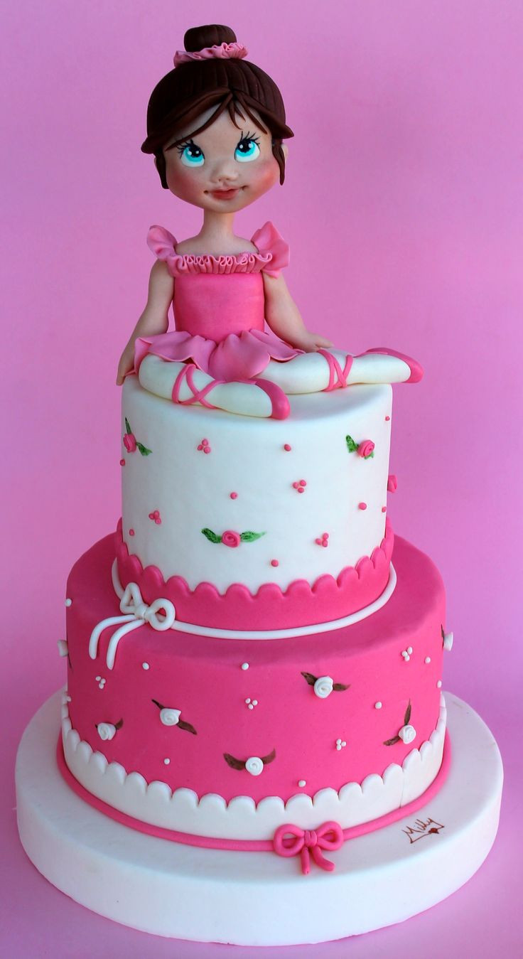 Best ideas about Dancing Birthday Cake . Save or Pin 134 best images about Dance Cakes on Pinterest Now.