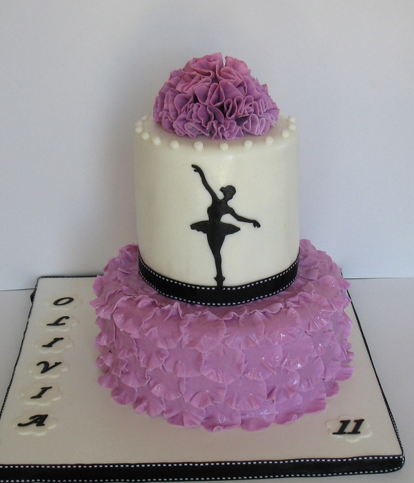 Best ideas about Dancing Birthday Cake . Save or Pin Top Ballet Cakes CakeCentral Now.