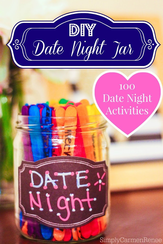 Best ideas about Date Night Gift Ideas . Save or Pin 40 Romantic DIY Gift Ideas for Your Boyfriend You Can Make Now.