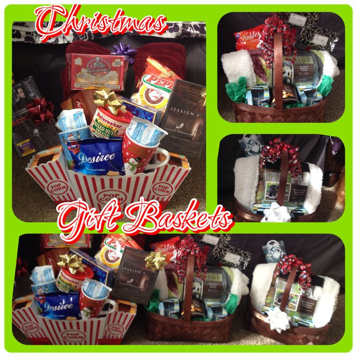 Best ideas about Date Night Gift Ideas . Save or Pin Cozy date night t baskets My creations Now.