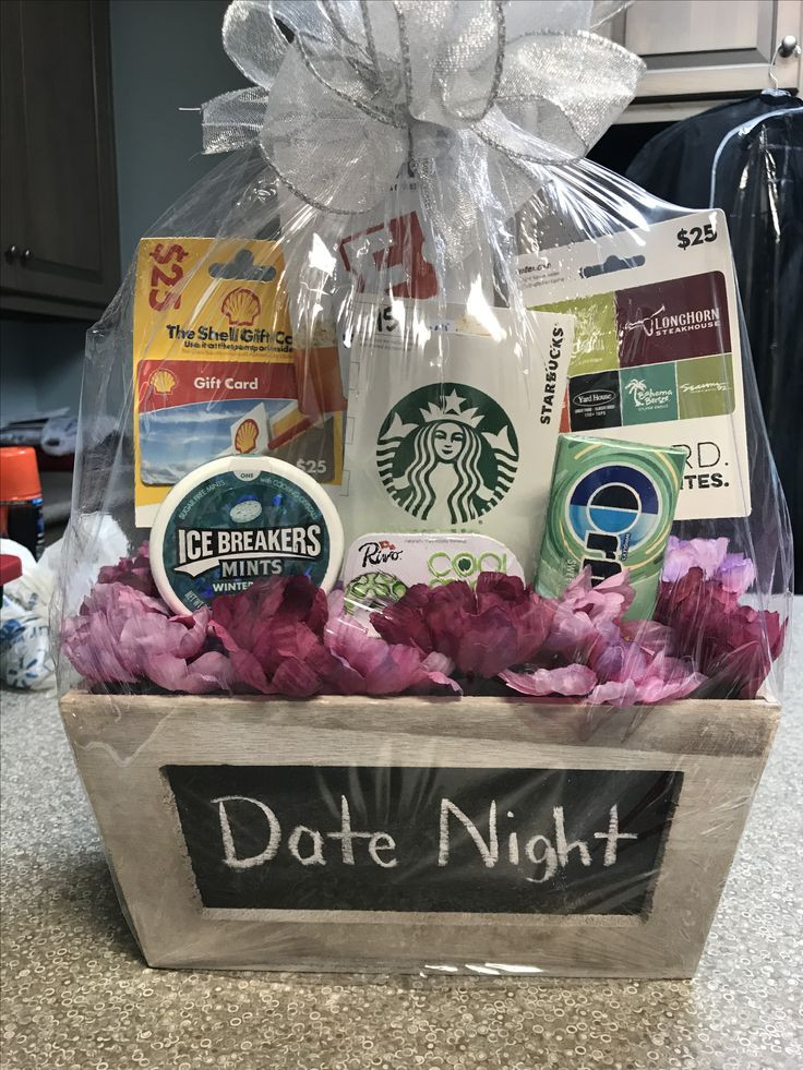 Best ideas about Date Night Gift Ideas . Save or Pin Best 25 Date night basket ideas on Pinterest Now.