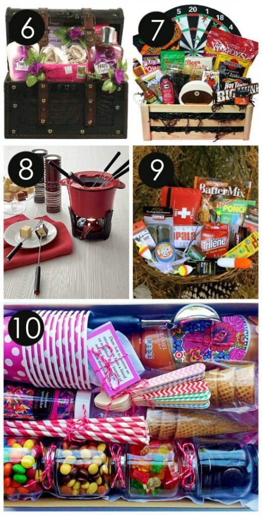 Best ideas about Date Night Gift Ideas . Save or Pin Date Night Basket Idea Now.