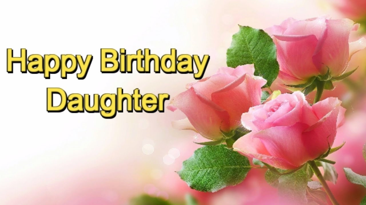 Best ideas about Daughter Birthday Wishes . Save or Pin Birthday Wishes for My Daughter Now.