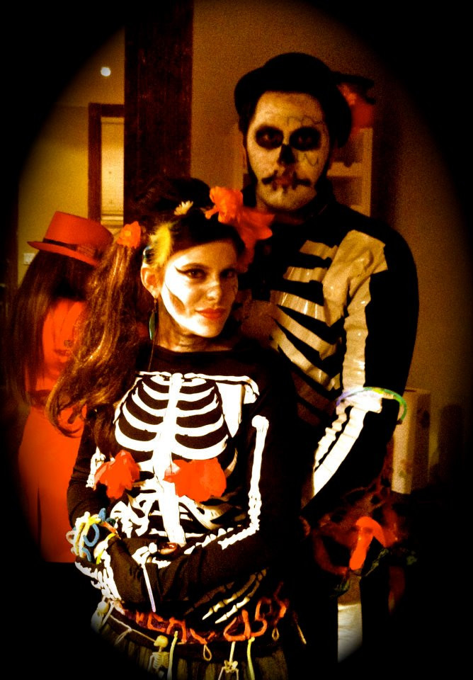 Best ideas about Day Of The Dead DIY Costume . Save or Pin DIY Day The Dead Costume Now.