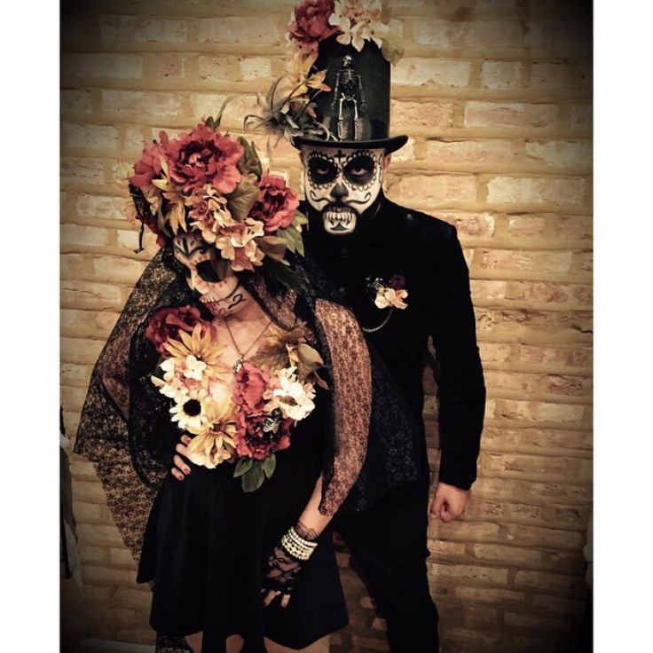 Best ideas about Day Of The Dead DIY Costume . Save or Pin 17 Best images about tattoo calaveras sugar skull on Now.