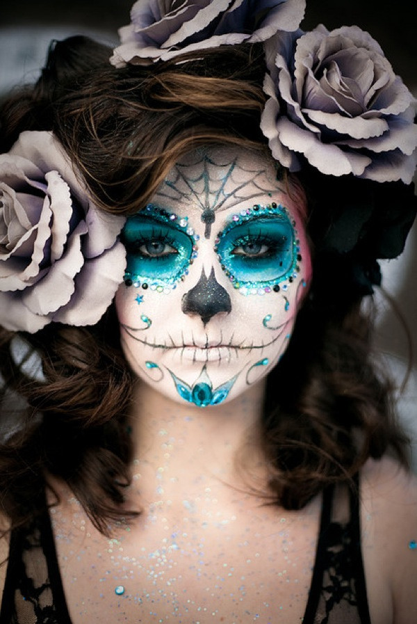 Best ideas about Day Of The Dead DIY Costume . Save or Pin DIY La Catrina Day of the Dead Halloween costume Now.
