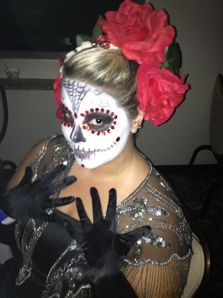 Best ideas about Day Of The Dead DIY Costume . Save or Pin 1000 images about da de los muertos on Pinterest Now.