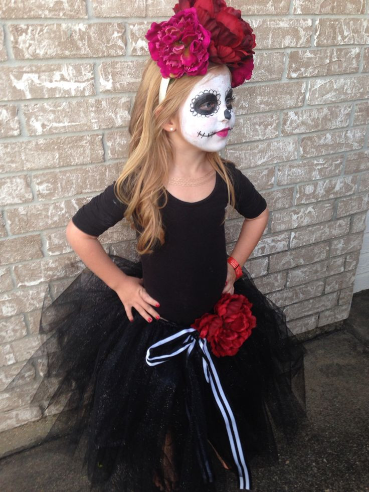 Best ideas about Day Of The Dead DIY Costume . Save or Pin 25 best ideas about Sugar Skull Costume on Pinterest Now.