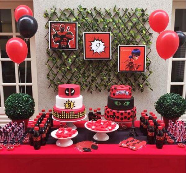 Best ideas about Deadpool Birthday Decorations . Save or Pin 10 best Deadpool birthday party images on Pinterest Now.