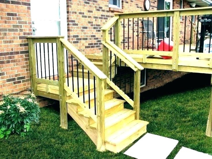 Best ideas about Deck Stair Codes . Save or Pin exterior stair railing code – yslshoesshop Now.